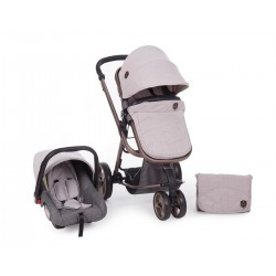 Amica 3 in 1 Grey