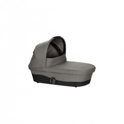 Cot Melio Soho grey