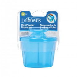 Δοσομετρητής σκόνης γάλακτος μπλε