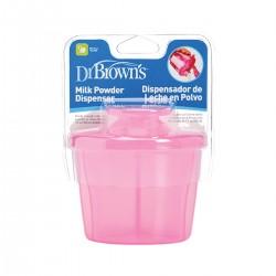 Δοσομετρητής σκόνης γάλακτος ροζ