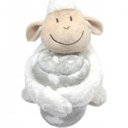 Κουβέρτα αγκαλιάς με παιχνίδι Lamp