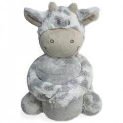 Κουβέρτα αγκαλιάς με παιχνίδι Cow
