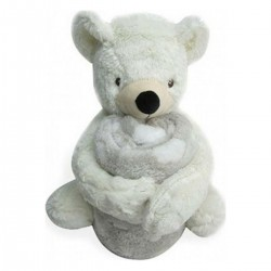 Κουβέρτα αγκαλιάς με παιχνίδι Teddy
